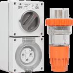 IP66 Industrial Switchgear