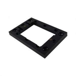 10mm Mounting Block BLACK   GEO Series