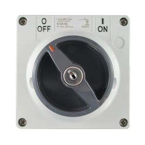 Surface Switches Keyed Lock